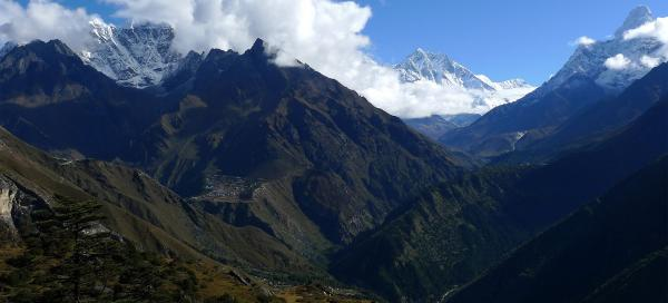 Hike to Khumjung and Khunde