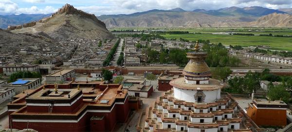 Visit of Palcho Gompa