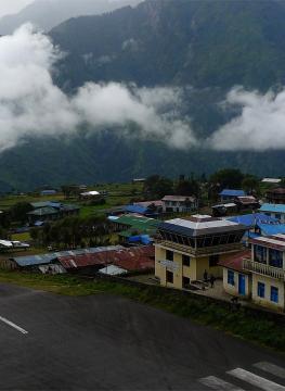 How to book flights kathmandu to lukla