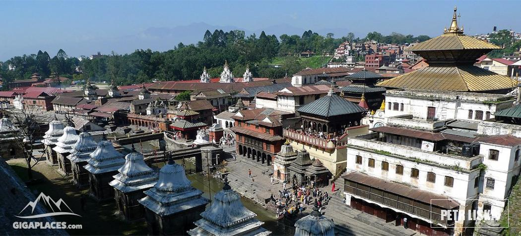 Visit of Pashupatinath