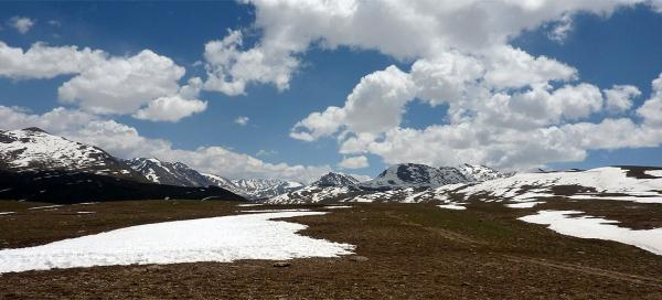 Walk in surroundings of Deosai Top