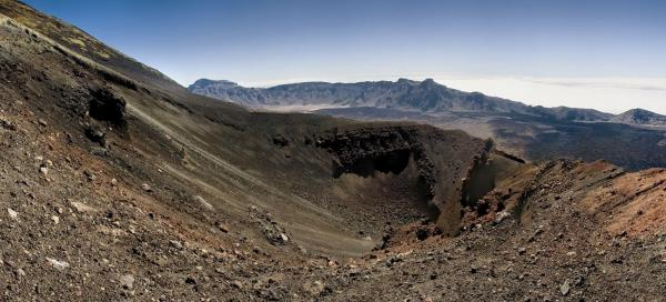 Hike to Las Narices del Teide