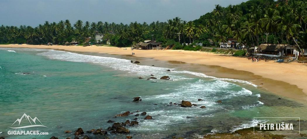The most famous beaches of Sri Lanka