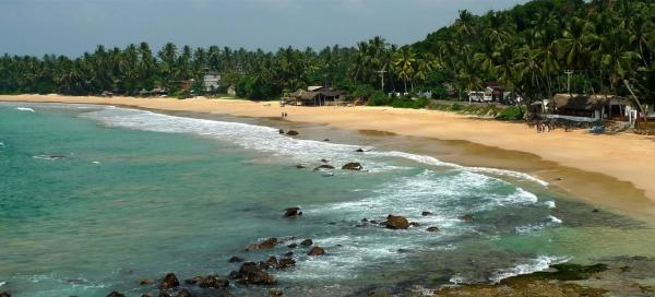The most beautiful beaches of Sri Lanka