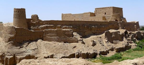 Visit of Castle Narin Qal'eh