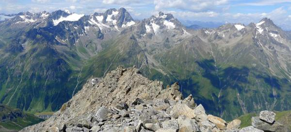 Austria's highest hikers mountains