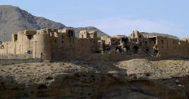 Visit of Castle Hanjan
