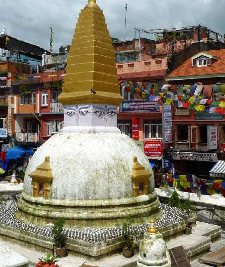 The most beautiful sights in Kathmandu