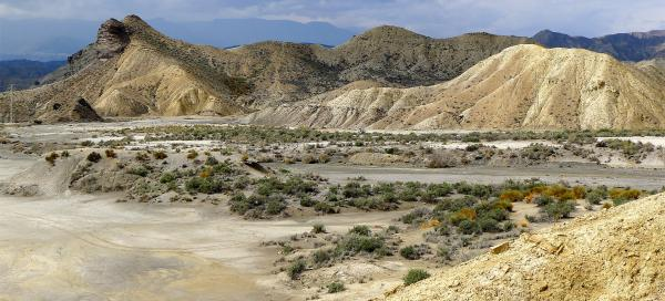 Hike around Tabernas desert