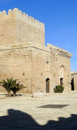 Visit of Castle in Almería