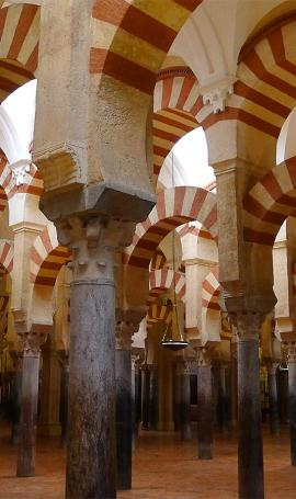 Visit of Cathedral-mosque in Cordoba