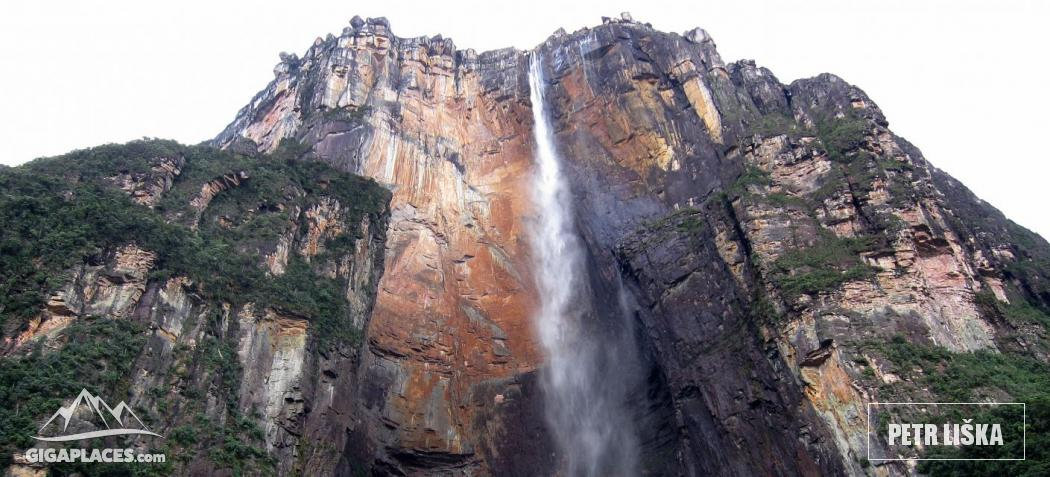 Salto Angel waterfall
