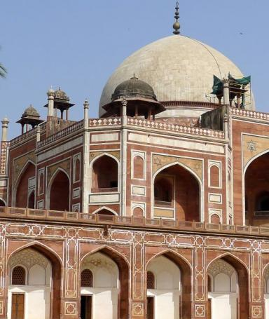 The most beautiful monuments in Delhi