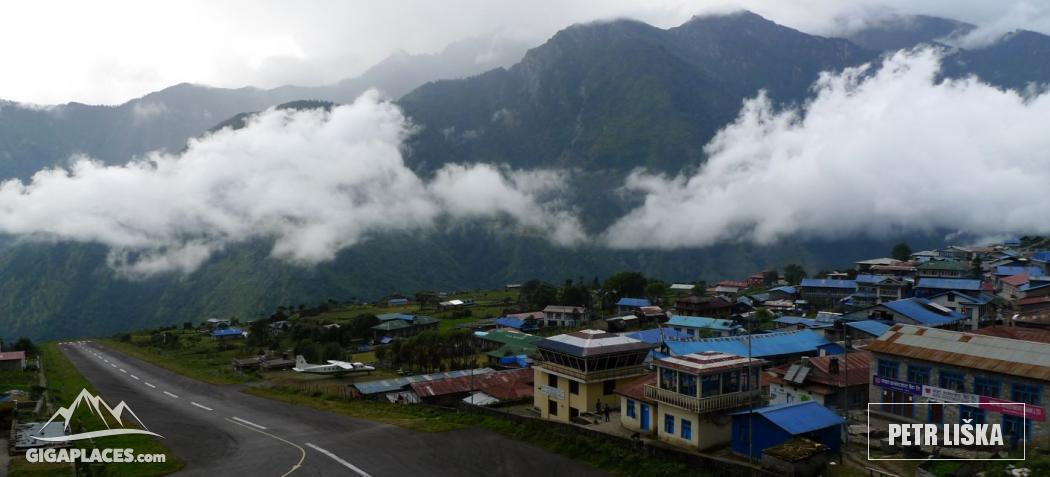 Airport in Lukla