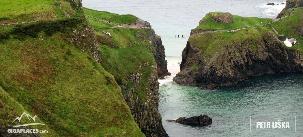 The Isle of Carrick-a-Rede