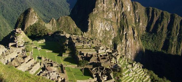 The most beautiful places in Peru