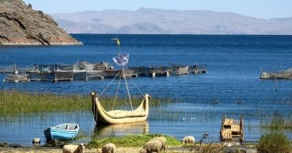 Titicaca and its surroundings
