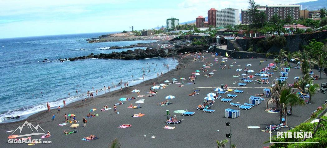 Playa jardin the most famous beach in puerto de la cruz - Playa jardin puerto de la cruz tenerife ...
