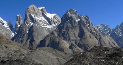 Trango Towers