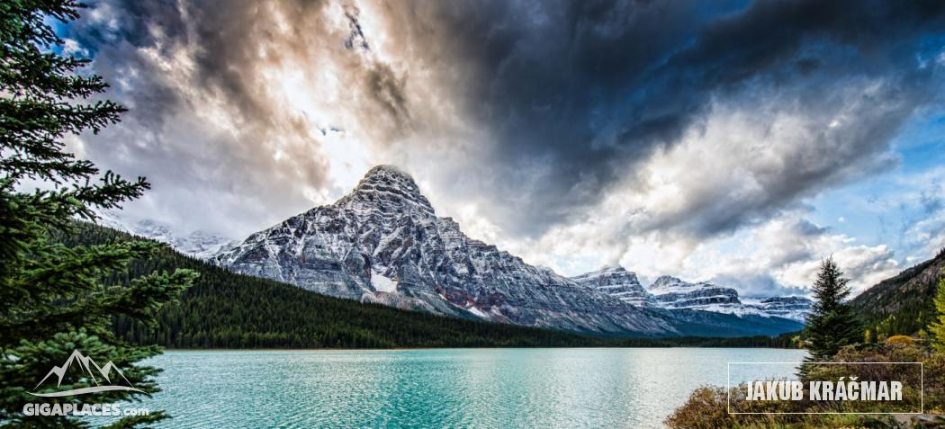 Na skok do Canadian Rockies.