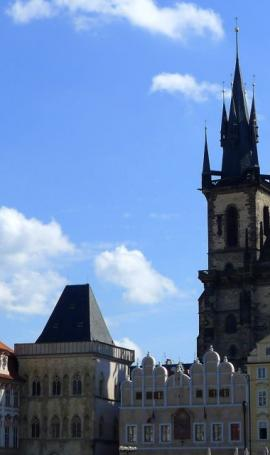 The most beautiful cities in the Czech