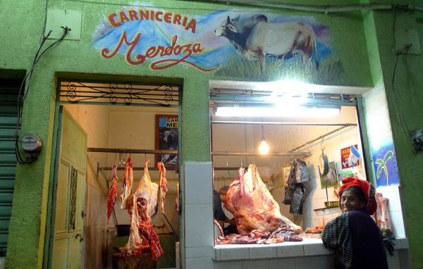 Local butchery