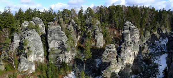 The most beautiful places in the Czech Republ