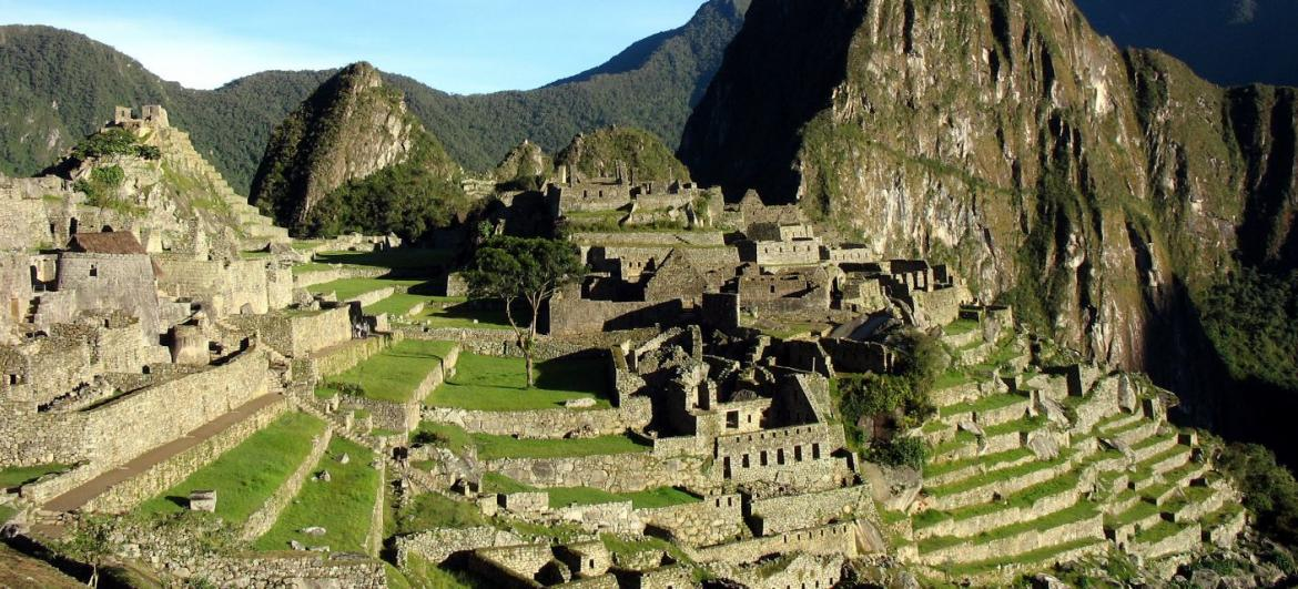 The most beautiful places in South America