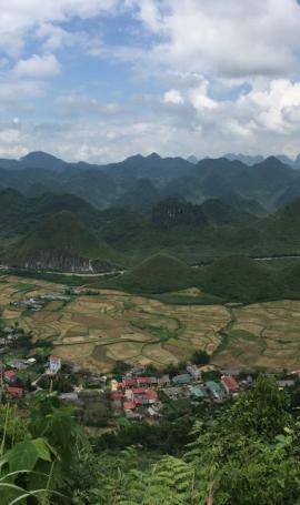 Ha Giang Loop na motorce