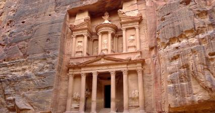 The Rock City of Petra