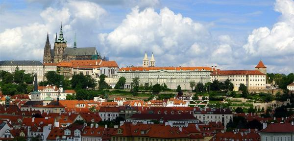 Prague Castle in all its glory