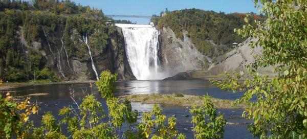 Prohlídka Montmorency Fall
