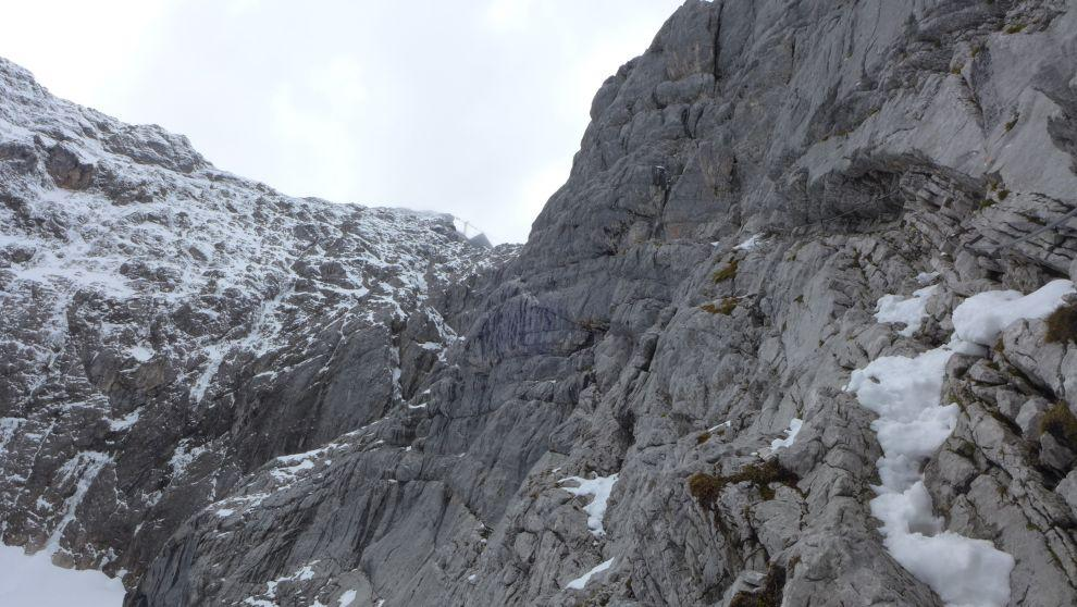Ferrata Hollentalsteig