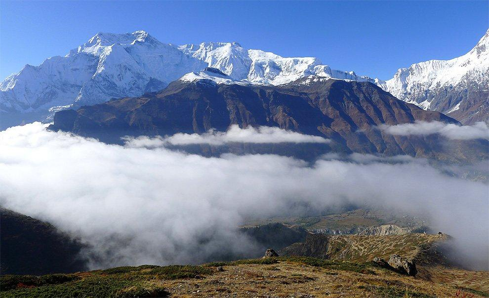 Annapurna II. and IV.