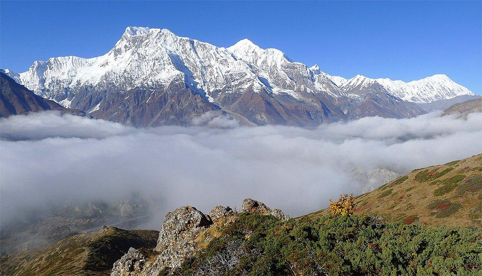 Inversion under Annapurnas