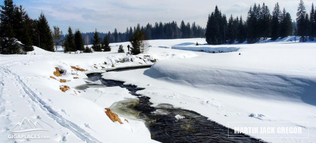 Artické běžky na Šumavě 3. podání - Okruh přes Javoří pilu ... 024ebbd6a0