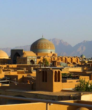 The most beautiful places in Iran