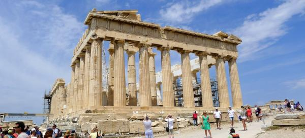 The most beautiful places of Athens