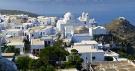 The most beautiful places of Milos