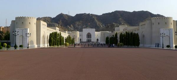Muscat and the surrounding area