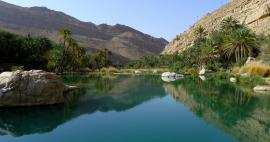 The most beautiful places in Oman