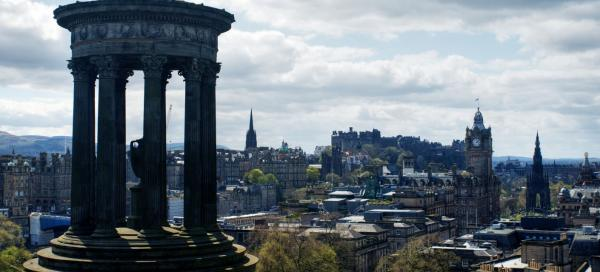 A tour of Edinburgh