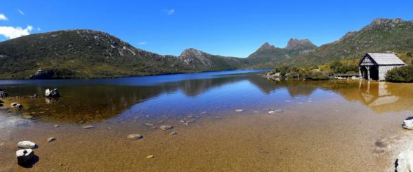 Cradle Mountains - Lake Dove