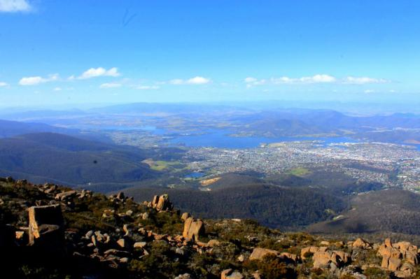 Mt. Wellington