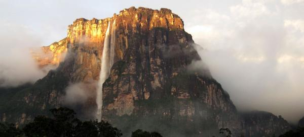 The most beautiful places in Venezuela