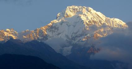 Pokhara and surroundings