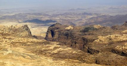 Grand Canyon of Jordan