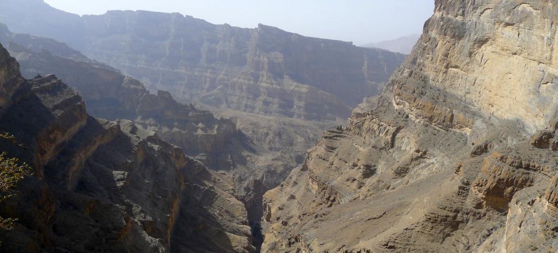 Wadi Nakhr - Grand Canyon of Oman | Gigaplaces.com
