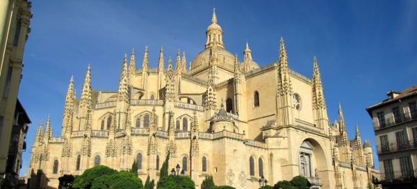 The most beautiful churches in Europe