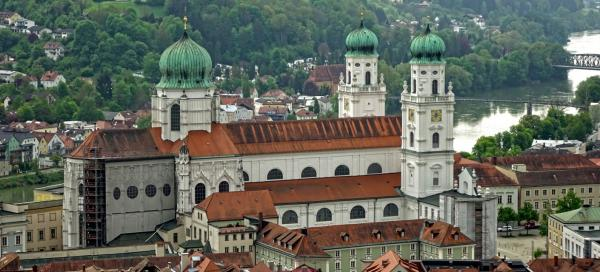 Cathedral of St. Stephen in Passau